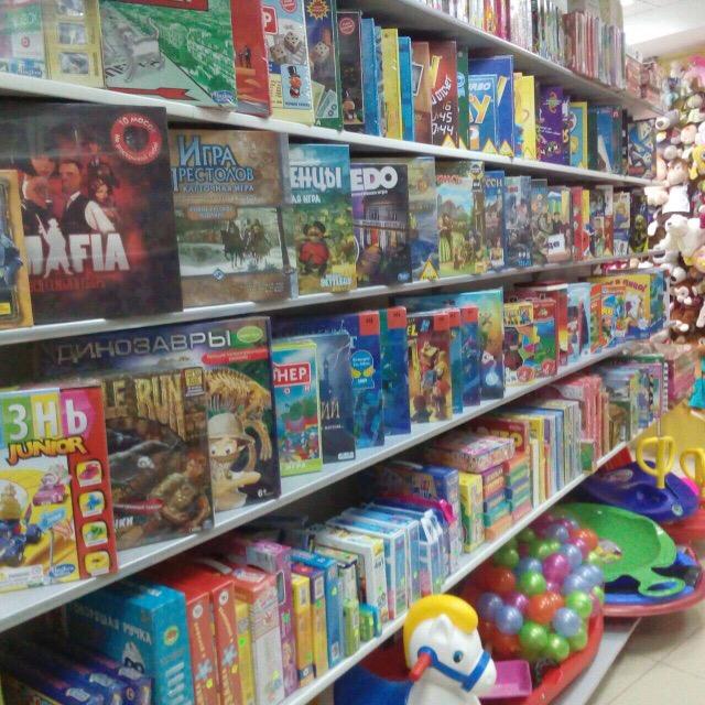 Делаем Магазин с Игрушками